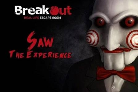 Saw - The Experience